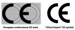 Differenza tra i marchi CE